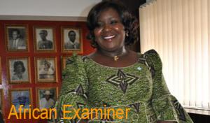 Rivers State Commissioner of Information and Communications, Mrs Ibim Seminatari