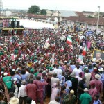 Omisore, PDP Chieftains Escape Assassination At Ilesa Rally