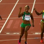 Glasgow 2014: Blessing Okagbare Wins Women's 100m Gold