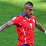 Vidal's £47m United Deal Edges Closer, as Chilean Passes Medical