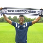 At Last! Ideye Gets Work Permit; WBA Striker to Face Sunderland in EPL Opener