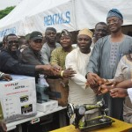 2015 Election: Lagos LGA Chairmen Empower 3,000 Artisans, Market women