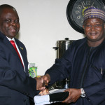 NNPC: Dr. Dawha Formally Takes Over As Group Managing Director