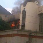 NFF Fire Incident Strange, Clear Case of Sabotage –Umeh