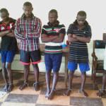 Ebonyi DSS Arrests, Parades 6 Suspected Kidnappers