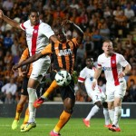 Late Sone Aluko's Strike Gives Hull City First Win in Europe
