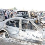 108 Vehicles Lost to Fire Inferno In Lagos