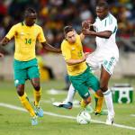 Bafana Coach, Mashaba Vows to Break Super Eagles' Jinx