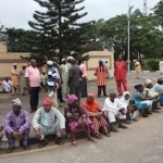 200 Pensioners Protest At Fashola's Office
