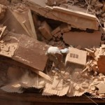 3-Storey School Building Collapses In Lagos