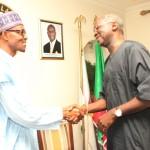 Buhari's Presidential Ambition Gathers Momentum, Visits Fashola