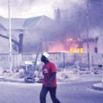 Senator Dantong's House, Others Burnt By Suspected Arsonists