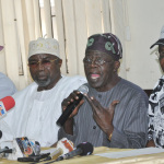 There's A Grand Design By INEC, Jonathan To Rig Lagos, Says Tinubu