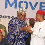 Igbo Groups Honour Gov. Orji for His Good Leadership in Abia, South-East