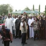 Lagos, Ekiti Lawmakers Protest Ekiti Speaker's Impeachment, NASS Siege