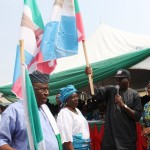 Hundreds Of Lagos PDP Leaders, Members, Defect To APC