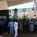 Breaking–Tambuwal: After Hours Of Commotion, David Mark Orders Closure Of National Assembly