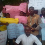 Youths, Elders Protest Against Imposition Of APC Senatorial Candidate in Delta