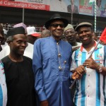 APC Unveils Campaign Team At A Rally In Port Harcourt, Tuesday, January 06, 2015