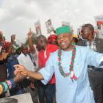 Ohakim, Obi, Amadi Endorse Ihedioha as Mbaitoli, Ikeduru Stand Still for the Campaign Train