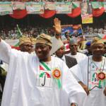 "Jonathan To Buhari: ""I'll Not Stop Corruption By Putting People In Trailer And Take Them To Kirikiri"""