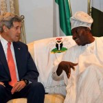 For the records:Remarks By President Goodluck Jonathan At a Meeting With U.S. Secretary of State John F. Kerry