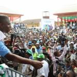 Press Release: Dakuku Peterside Over Runs Wike, Obuah's Strongholds