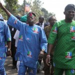 APC Holds One Million-Man March For Change In Lagos