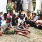 Abia Police Command Parades 23 Suspected Kidnappers