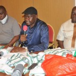 Rivers Youths Apprehend INEC Officials Thumb Printing Ballot Papers