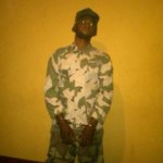 Police Nab Fake Army Officer In Enugu