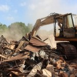 Lagos Demolishes 350 Structures Under High Tension