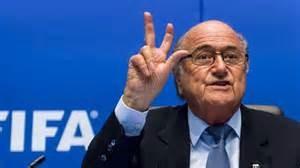 FIFA President, Sepp Baltter