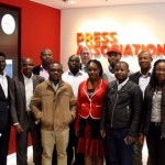 Capacity Building: Firstbank Trains Journalists In London