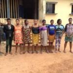 Police Burst Baby Factory In Enugu, Rescue 9 Pregnant Girls