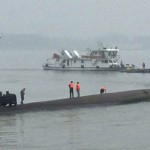 Five Killed, Many Trapped In Chinese River As Tourists Ship Capsizes