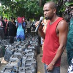 Lagos Apprehends Black Marketer With 47 Kegs Of Petrol