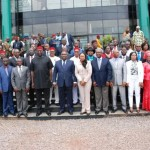 Ugwuanyi Swears-In 24 Commissioners, Advisers..Says His Administration Has Zero Tolerance For Failure
