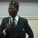 BREAKING NEWs: Gamaliel Onasode Dies At 82