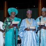 Buhari Tasks New Ministers on Superb Performance