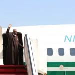 Buhari Leaves Abuja For UAE To Attend World Future Energy Summit