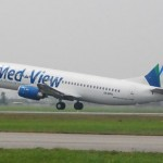 Medview Airplane Makes Emergency Air Return To Lagos