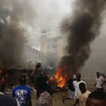 Many Feared Dead As Biafra Protest Turns Bloody In Onitsha