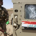 Iraqi Forces Push to Regain Ramadi from IS