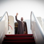 Buhari Leaves for Kenya to Attend African Union Summit