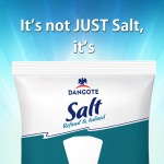 Dangote Salt Re-introduces Product in Style