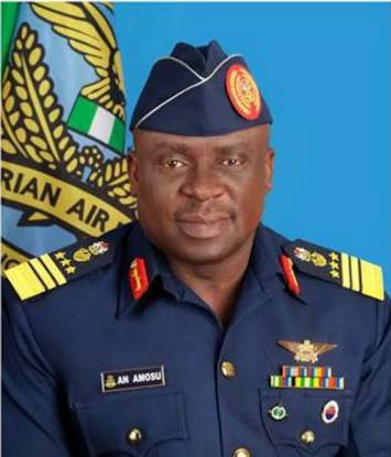 Arms Scandal: EFCC Arrests Former Air Force Chief, Amosu For