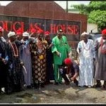 Imo Traditional Rulers Protest Colleague Kidnap, Rain Curses on Perpetrators