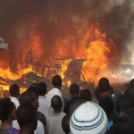 Fire Destroys Shops, Food Items In Kano Market