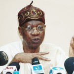 Trump's Ventilators Have Not Arrived Nigeria –Lai Mohammed